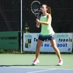 ABRIL Valentine (0) remporte le tournoi en Simple Femme